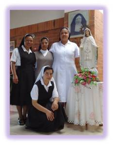 FOTO - Franciscanas